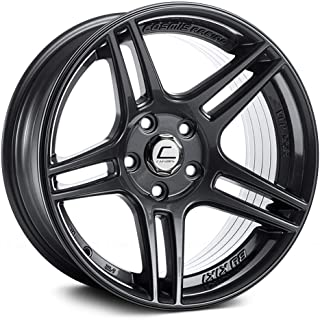 Cosmis Racing S5R 17x9 +22mm 5x114.3 Gun Metal Rim Wheel