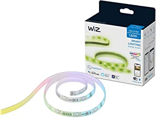 Tira de Luz WiZ - Kit de Inicio - Tira de 2 metros, 1600 lúmenes