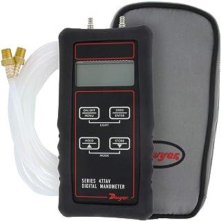 477B-3 0 to 49.82 kPa Dwyer 477B Handheld Digital Manometer 0 to 200 wc