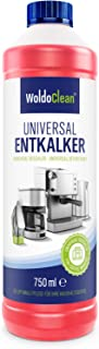 Descalcificador para cafetera concentrado liquido 750ml - Compatible con marcas Delonghi, Dolce Gusto, Nespresso, Seaco, Krups Senseo