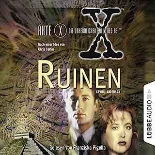 Ruinen (Akte X - Die unheimlichen Fälle des FBI) Titelbild