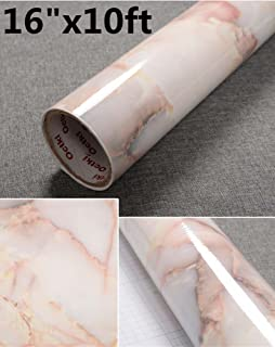 Best marble with rose gold wallpaper Reviews