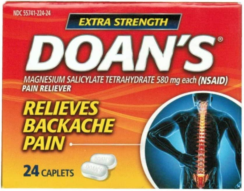 Same day shipping Doans Extra Strength 24-Count 3-Pack Now free shipping Pills