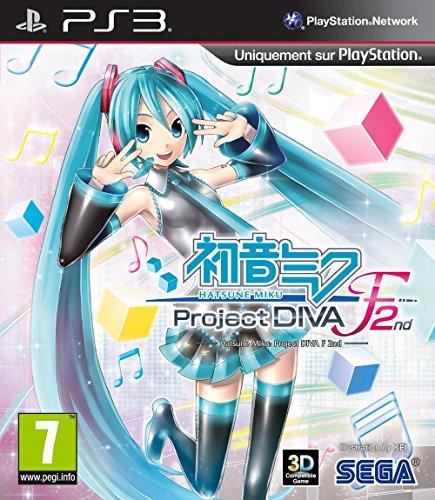 Hatsune Miku: Project Diva F 2nd [PlayStation 3]