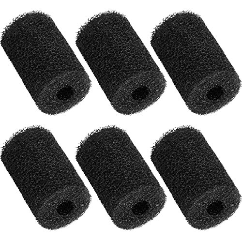 Shappy Tail Scrubbers Sweep Hose Tail Scrubber Replacement for Sweep Pool Cleaner (6 Pack)