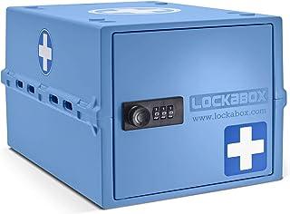 Lockabox En   Kompakt och hygienisk låsbar låda för mat, mediciner och hemsäkerhet