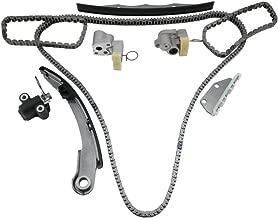 MOCA Timing Chain Kit for 2005-2010 Nissan Frontier & Nissan Pathfinder & Nissan Xterra 4.0L V6 DOHC 24V VQ40DE Engine
