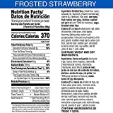 Kellogg's Pop-Tarts Frosted Strawberry Toaster Pastries - Fun Breakfast for Kids, Family Pack (32 Count)