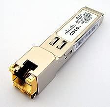 Genuine CISCO SFP-GE-T Gigabit Ethernet SFP Transceiver MODULE