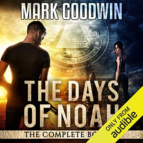 The Days of Noah: The Complete Box Set  By  cover art