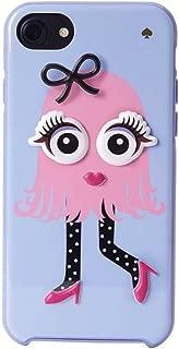 Kate Spade Hybrid Hardshell Case For iPhone6/6S ,Make Your Own Monster, Light Purple