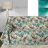 Byour3 Funda para sofá de 3 y 4 y 5 plazas, de algodón, diseño...