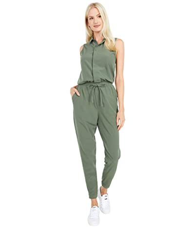 PUMA Golf Twilight Jumpsuit (Thyme) Women
