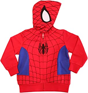 spiderman jacket 4t