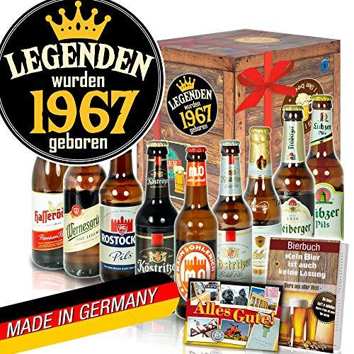 Legenden 1967 ++ Original DDR Bier ++ Geschenkbox Herren