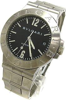 [ブルガリ]BVLGARI 腕時計 ディアゴノ スポーツ オート 黒文字盤 LCV38S LCV38BSSD メンズ 並行輸入品