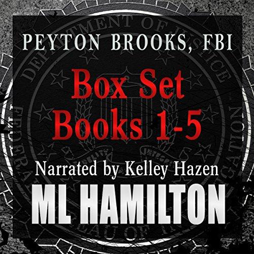 The Peyton Brooks, FBI Box Set, Volume One     Books 1-5              Autor:                                                                                                                                 M.L. Hamilton                               Sprecher:                                                                                                                                 Kelley Hazen                      Spieldauer: 63 Std. und 18 Min.     4 Bewertungen     Gesamt 3,8