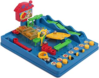 Urchins' Family Adventure of Bebe Screwball Scramble Game - 8 Difficulty Levels Maze Game for Kids