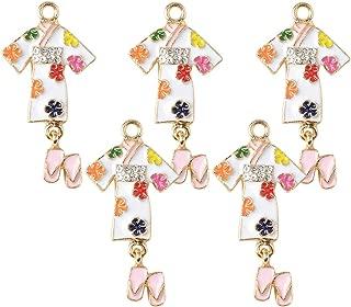 sharprepublic Kanzashi /épingle /à Cheveux Pince /à Cheveux Japonais U Glands pour Kimono Bride Girl Lady