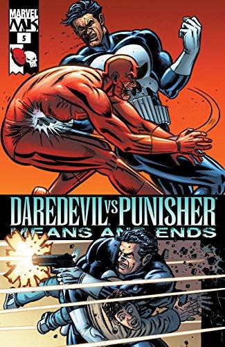 Daredevil vs. Punisher (2005) #5 (of 6) (English Edition)