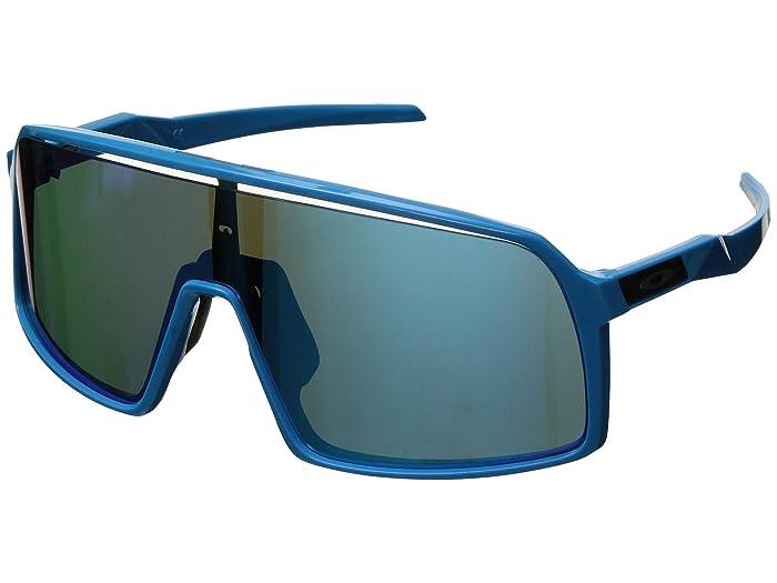 Oakley Sutro (Sky w/ PRIZM Sapphire) Fashion Sunglasses