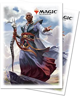 Ultra Pro Magic: The Gathering Dominaria Teferi Deck Protector Sleeves (80 Count)