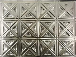 5 pcs of Metal Backpslash, Tin Tile #131 18