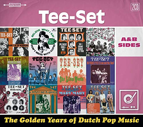 Tee Set - Golden Years Of Dutch Pop Music