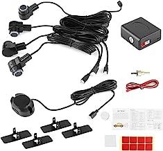 $36 » ROSEBEAR Reversing Alarm Kit with 4 Sensor Probe Parking Radar System Car Assembly for Parking
