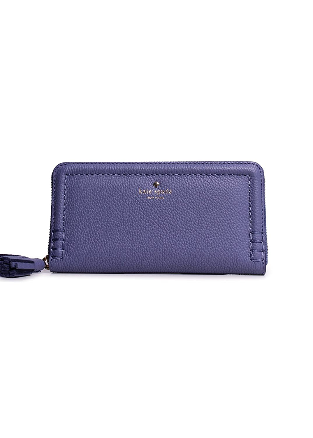 Kate Spade Orchard Street Lacey Wallet in Oysterブルー
