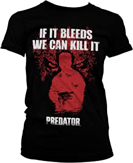 Officially Licensed Predator - If It Bleeds Women T-Shirt