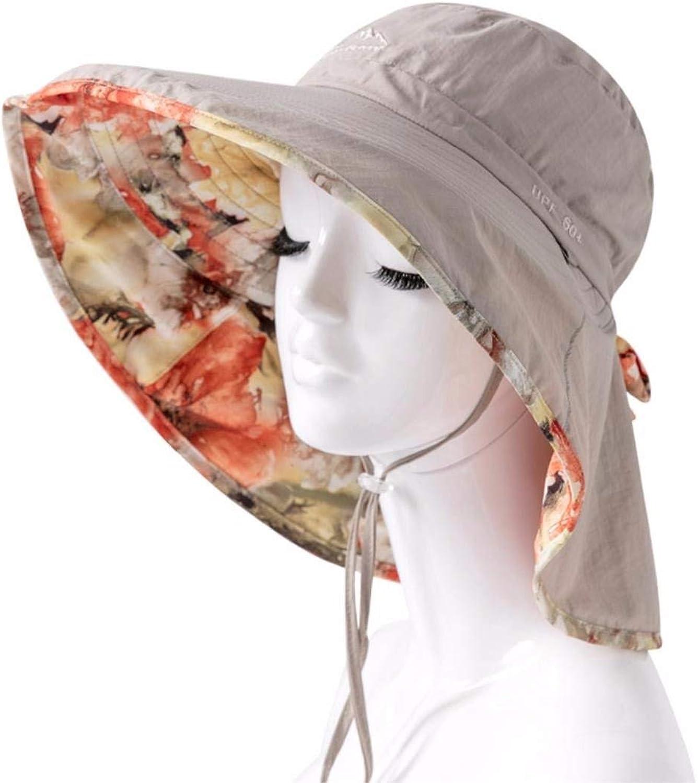 BRNEBN Summer hat shading capeach cap