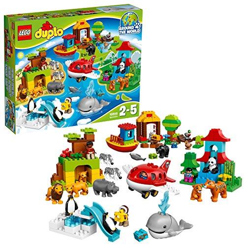 lego duplo isola tropicale LEGO Duplo Around The World 10805 - Viaggio Intorno al Mondo