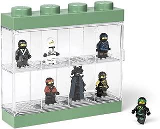 LEGO Case 8 Ninjago Movie Minifigure Display 8, Small,