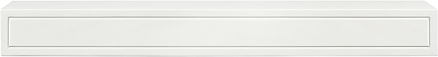 At the Sale item price Pearl Mantels White Sarah Mantel 48-Inch 48 Shelf Inch Paint