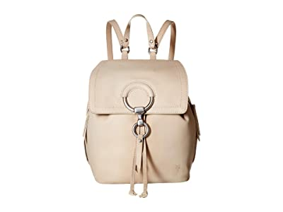 Frye Ilana Backpack (White) Backpack Bags