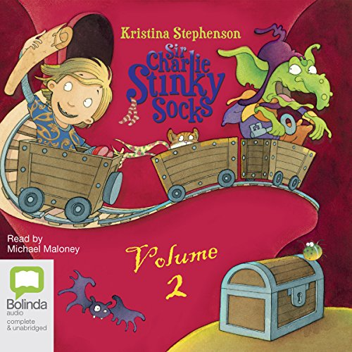 Sir Charlie Stinky Socks: Volume 2                   De :                                                                                                                                 Kristina Stephenson                               Lu par :                                                                                                                                 Michael Maloney                      Durée : 45 min     Pas de notations     Global 0,0