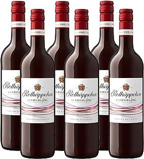 Rotkäppchen Wein Alkoholfrei Spätburgunder 6 x 0,75l