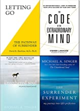 Code of the Extraordinary Mind, Letting Go, Surrender Experiment, Untethered Soul 4 Books Collection Set