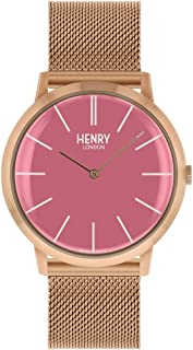 Henry London HL40-M-0312 Iconic Watch