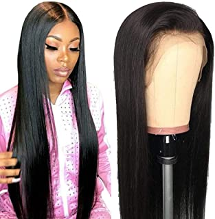 lace front wig pre plucked bleached knots
