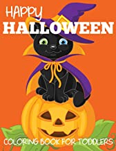 Happy Halloween Coloring Book for Toddlers (Halloween Books for Kids) PDF