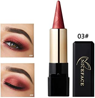 Polykor Great Professional Eyeshadow Palette Makeup Cosmetic Natural Bronze Cream Eye Shadows