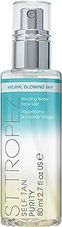 St.Tropez Self Tan Purity Water Bronzing Face Mist, 1-pack (1 x 80 ml)