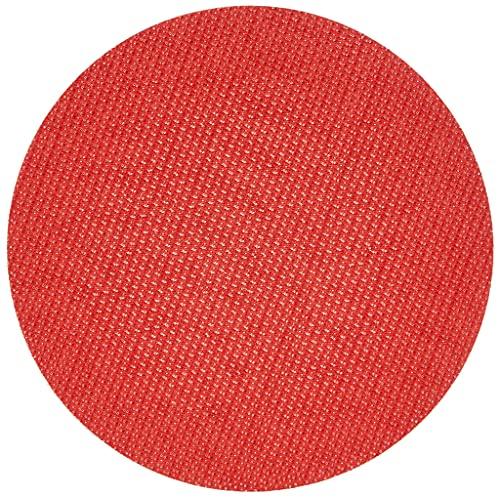 Bosch 2 609 256 271 - Platos lijadores de goma para amoladoras angulares, cierre de cardillo, 115 mm
