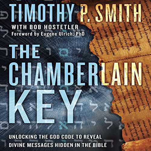 The Chamberlain Key audiobook cover art