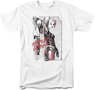 Harley Quinn DC Comics Suicide Squad T Shirt & Stickers