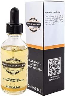 The Shaving Co. 1888 beard Oil 2oz/60ml