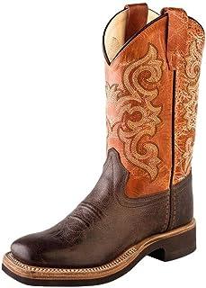 Old West Kids BootsユニセックストリュフSquare Toe (Big Kid)