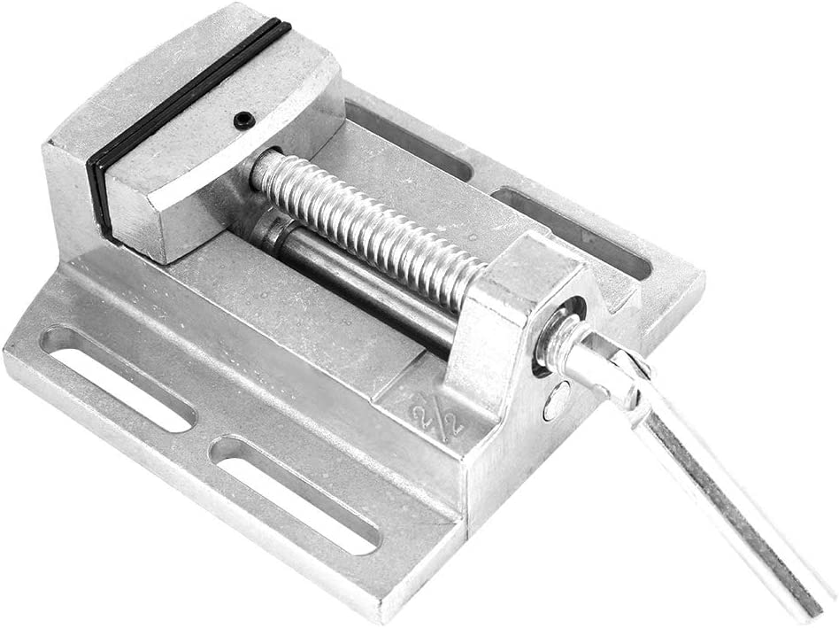 Dual Track Design NEW before selling ☆ Bench Vise Clamp-On Charlotte Mall Appear Compact Tool